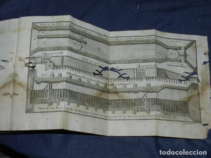 Libros antiguos: (M3.6) JUAN MULLER - TRATADO DE FORTIFICACION O ARTE DE CONSTRUIR LOS EDIFICIOS MILITARES Y CIVILES - Foto 11 - 233112685