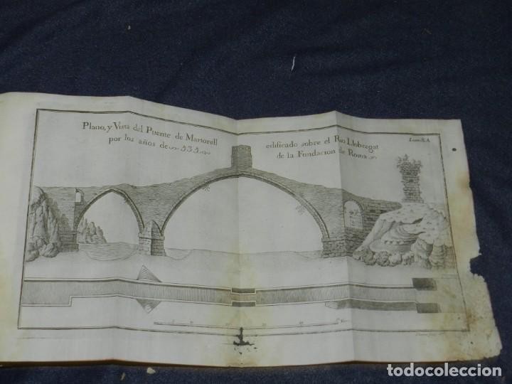 Libros antiguos: (M3.6) JUAN MULLER - TRATADO DE FORTIFICACION O ARTE DE CONSTRUIR LOS EDIFICIOS MILITARES Y CIVILES - Foto 12 - 233112685