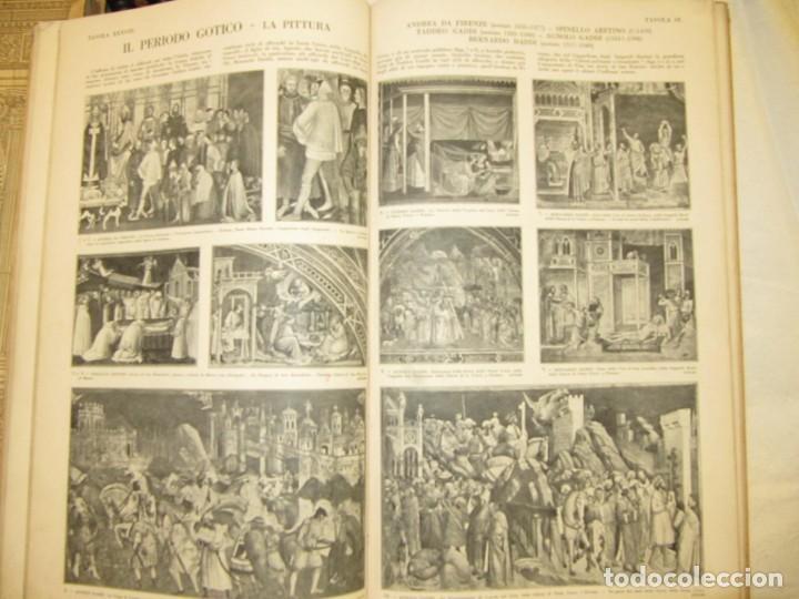 Libros antiguos: ARTE ITALIANA DAL PERIODO PALEOCRISTIANO ALLA FINE DELL OTTOCENTO - VOLUMEN 1 - 1.929 SIGNORELLI - Foto 3 - 234477270