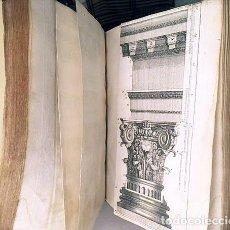 Libros antiguos: NOUVEAU TRAITÉ DE TOUTE L ARCHITECTURE OU L ART DE BASTIR, UTILE AUX ENTREPENEURS... (CORDEMOY) 1714. Lote 235291825