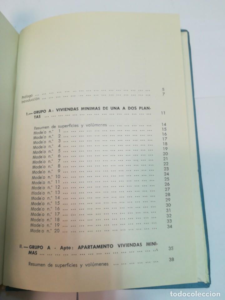 Libros antiguos: ANSELMO RODRIGUEZ 164 modelos de planos de plantas. Distribución racional de la vivienda SA2653 - Foto 2 - 238810450