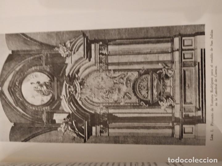 Libros antiguos: Estudios Sobre Ventura Rodriguez (1717-1785) (Publicaciones de la Real Academia de Bellas Artes de S - Foto 5 - 241868420