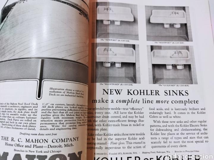 Libros antiguos: The Architectural Record .Septiembre 1928 - Foto 4 - 242423165