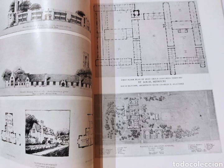 Libros antiguos: The Architectural Record .Septiembre 1928 - Foto 7 - 242423165