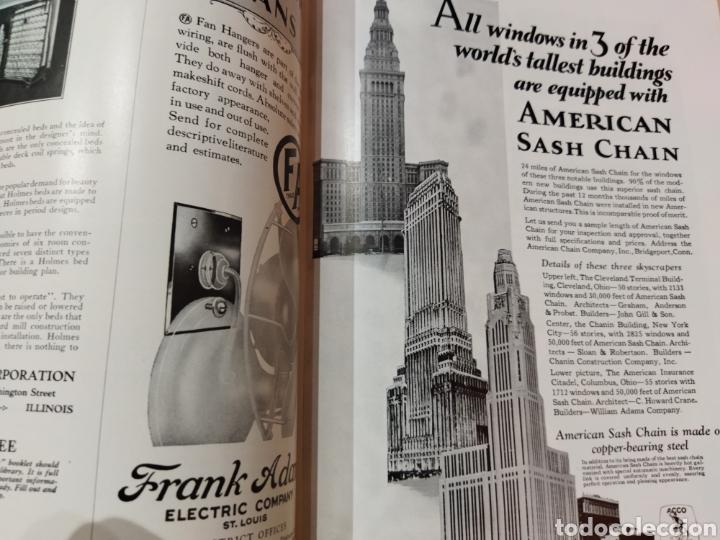 Libros antiguos: The Architectural Record .Septiembre 1928 - Foto 8 - 242423165
