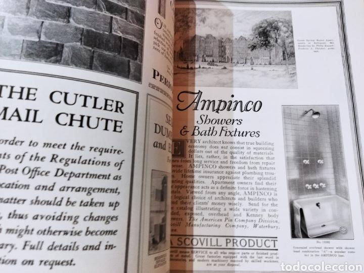 Libros antiguos: The Architectural Record .Septiembre 1928 - Foto 9 - 242423165