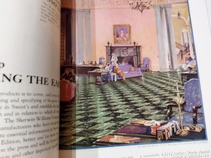 Libros antiguos: The Architectural Record .Septiembre 1928 - Foto 14 - 242423165