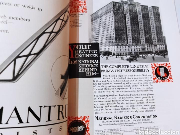 Libros antiguos: The Architectural Record .Septiembre 1928 - Foto 15 - 242423165