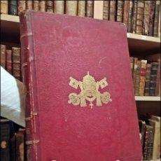 Libros antiguos: AÑO 1859. LAS GALERÍAS PÚBLICAS DE EUROPA: ROMA. GRAN VOLUMEN ILUSTRADO DEL SIGLO XIX. 38 CM.. Lote 243160700