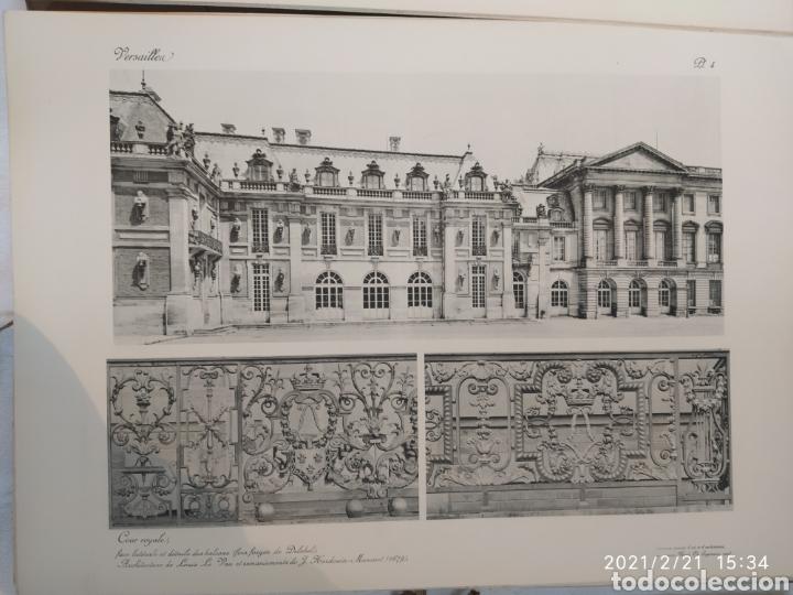 Libros antiguos: Les Grands Palais De France - Versalles - Foto 8 - 243270835