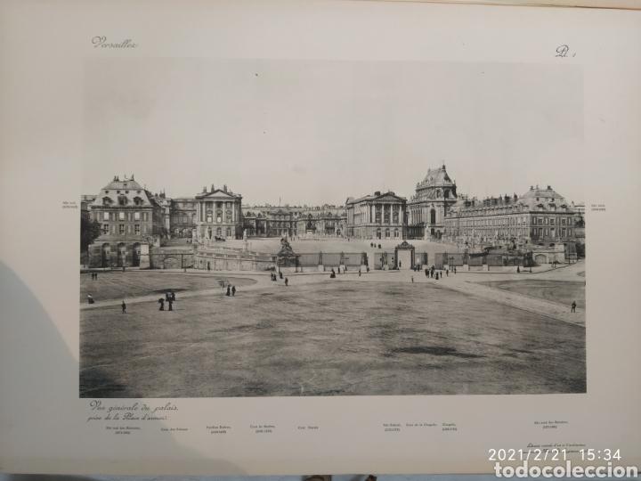 Libros antiguos: Les Grands Palais De France - Versalles - Foto 10 - 243270835
