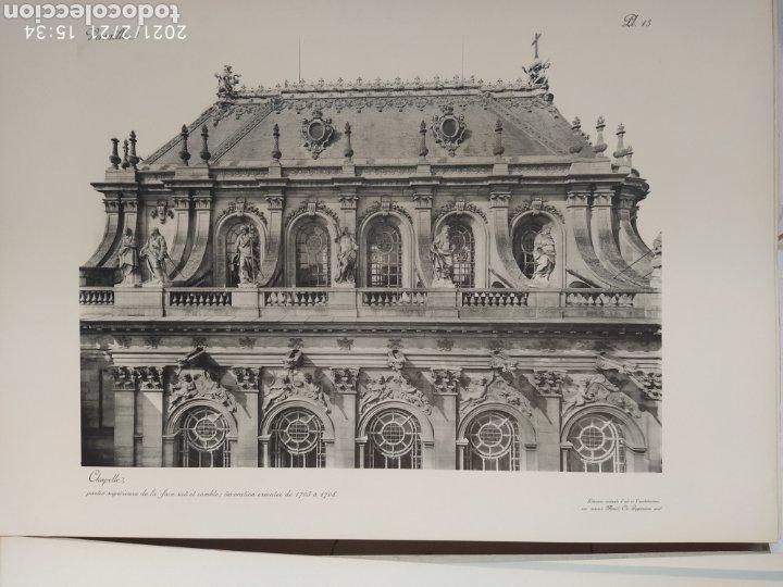 Libros antiguos: Les Grands Palais De France - Versalles - Foto 12 - 243270835