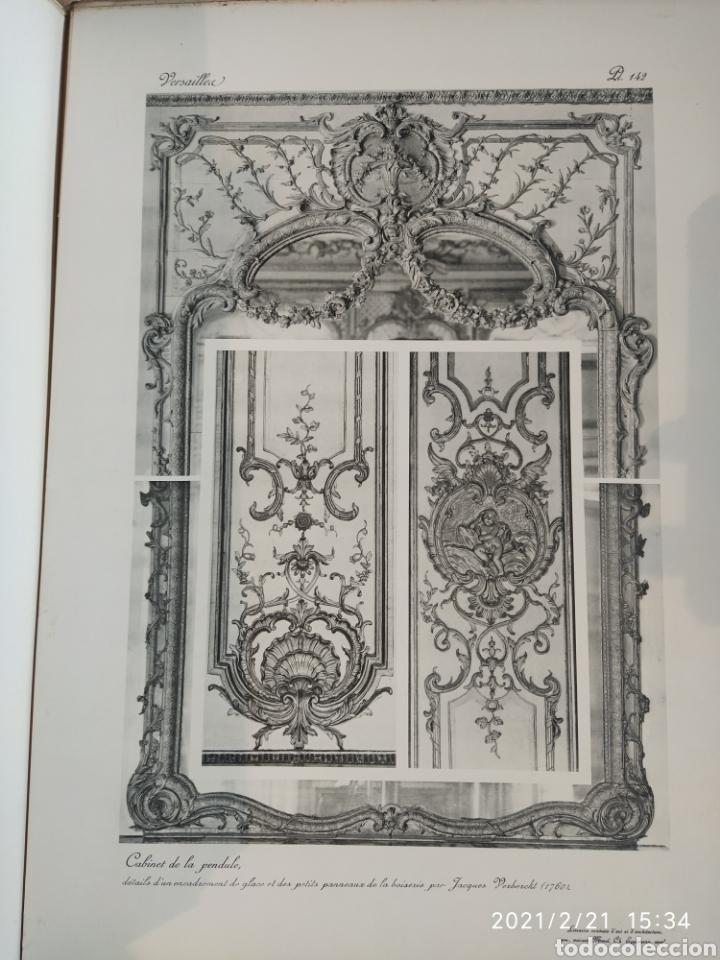 Libros antiguos: Les Grands Palais De France - Versalles - Foto 13 - 243270835