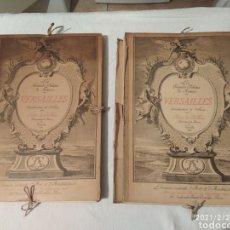 Libros antiguos: LES GRANDS PALAIS DE FRANCE - VERSALLES. Lote 243270835