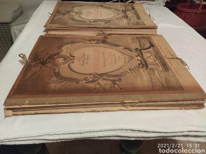 Libros antiguos: Les Grands Palais De France - Versalles - Foto 2 - 243270835