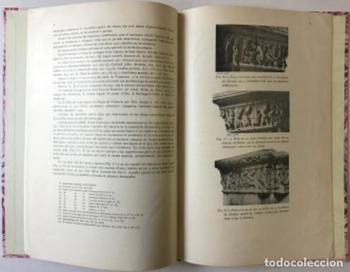 Libros antiguos: ELS CONSTRUCTORS DE LES OBRES ROMÀNIQUES A CATALUNYA. - FALGUERA, Antoni de. - Foto 4 - 243534775