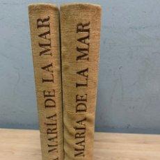 Libros antiguos: SANTA MARÍA DE LA MAR. MONOGRAFÍA HISTÓRICA-ARTÍSTICA. BONAVENTURA BASSEGODA Y AMIGÓ. 1925.. Lote 245560870