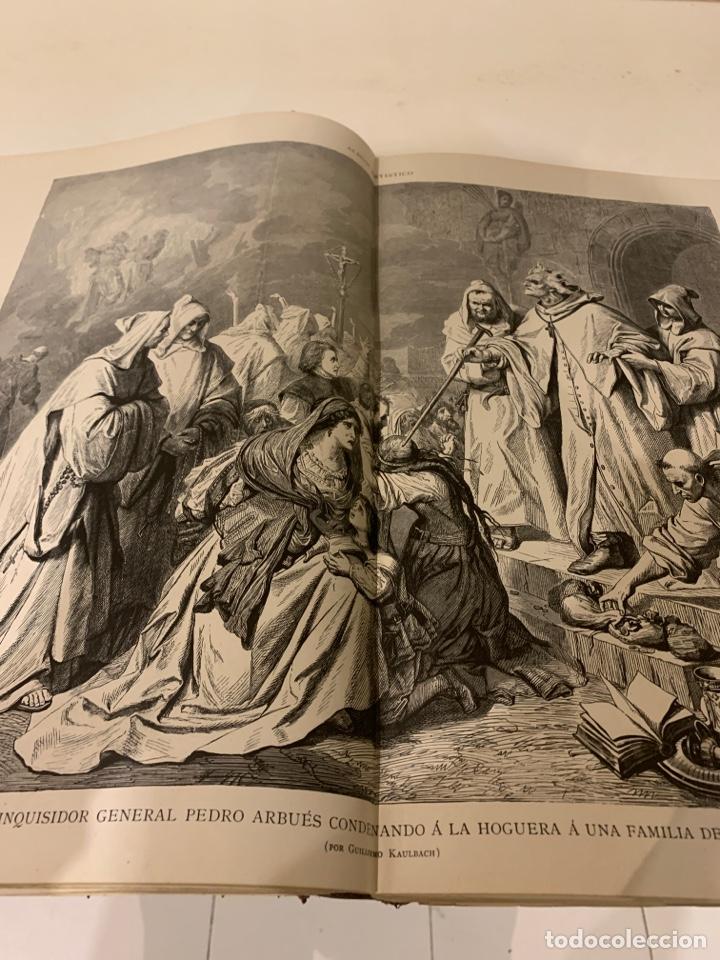 Libros antiguos: La ilustración artística año 1882 magnífica colección de grabados - Foto 2 - 245639600