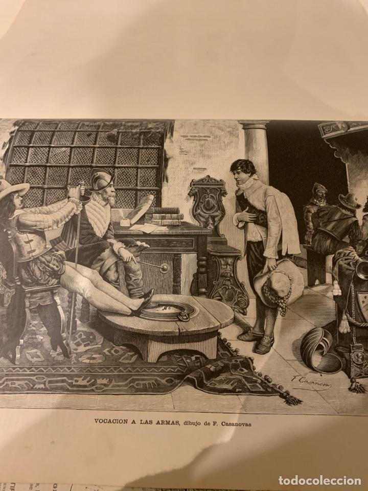 Libros antiguos: La ilustración artística año 1882 magnífica colección de grabados - Foto 3 - 245639600