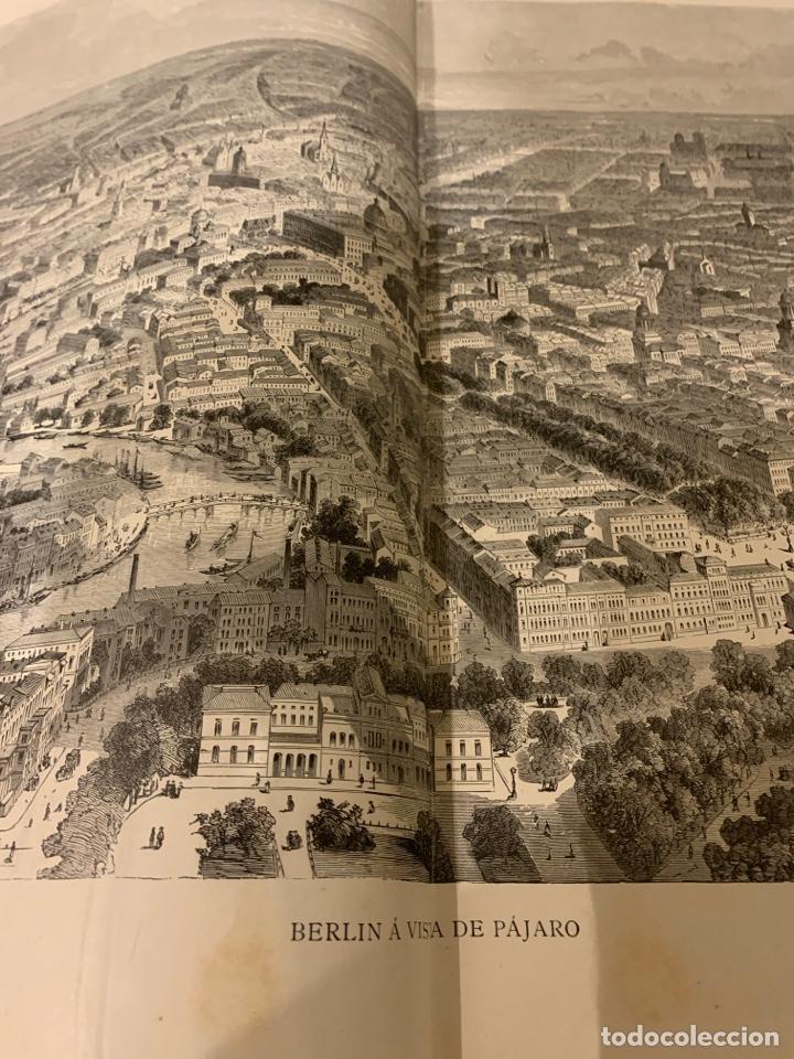 Libros antiguos: La ilustración artística año 1883 magnífica colección de grabados - Foto 2 - 245642020