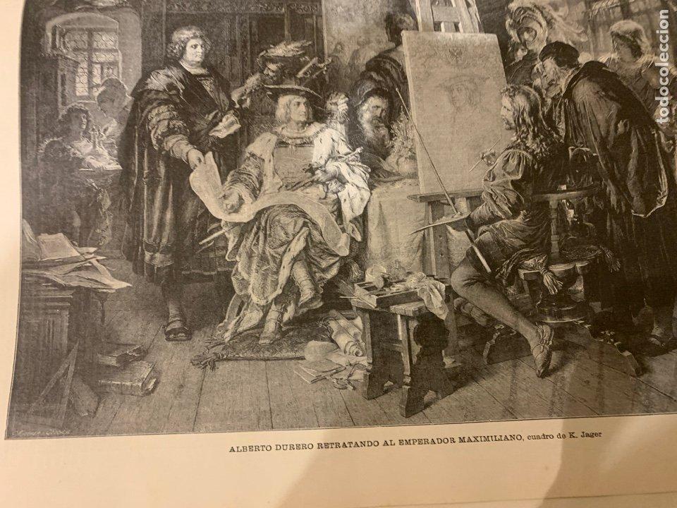 LA ILUSTRACIÓN ARTÍSTICA AÑO 1887 MAGNÍFICA COLECCIÓN DE GRABADOS (Libros Antiguos, Raros y Curiosos - Bellas artes, ocio y coleccion - Arquitectura)