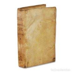 Livres anciens: TRATADO NUEVO DE LAS COSAS MARAVILLOSAS DE LA ALMA CIUDAD DE ROMA, 1619. PEDRO MARTIR FELINI. Lote 247317010