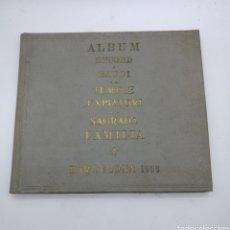 Libros antiguos: ÁLBUM RÉCORD DE GAUDÍ TEMPLE EXPIATORI SAGRADA FAMILIA 1936. Lote 247354650