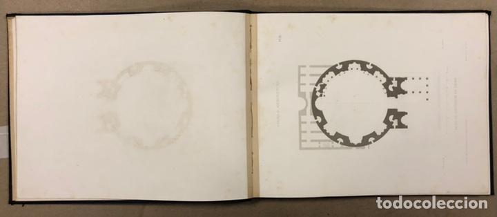 """Libros antiguos: ENTRETIENS SUR L'ARCHITECTURE """"ATLAS"""". M. VIOLLET LE DUC. A. MOREL ET CIE EDITEURS 1863. - Foto 5 - 248056065"""