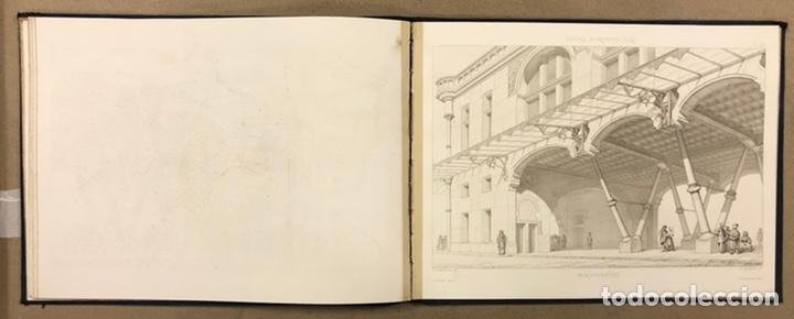 """Libros antiguos: ENTRETIENS SUR L'ARCHITECTURE """"ATLAS"""". M. VIOLLET LE DUC. A. MOREL ET CIE EDITEURS 1863. - Foto 10 - 248056065"""