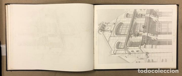 """Libros antiguos: ENTRETIENS SUR L'ARCHITECTURE """"ATLAS"""". M. VIOLLET LE DUC. A. MOREL ET CIE EDITEURS 1863. - Foto 11 - 248056065"""