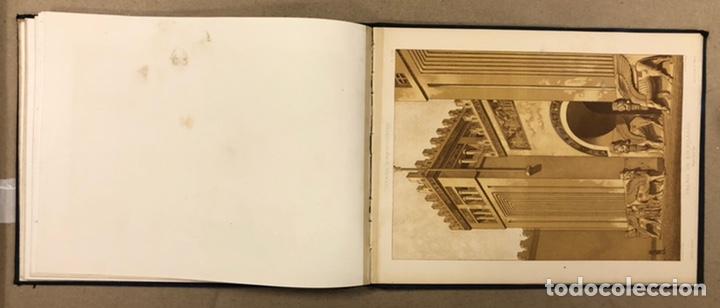 """Libros antiguos: ENTRETIENS SUR L'ARCHITECTURE """"ATLAS"""". M. VIOLLET LE DUC. A. MOREL ET CIE EDITEURS 1863. - Foto 12 - 248056065"""