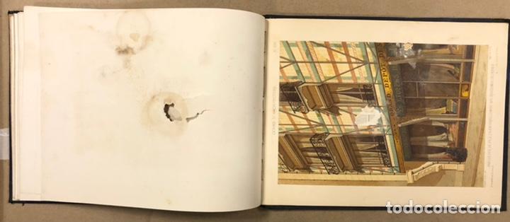 """Libros antiguos: ENTRETIENS SUR L'ARCHITECTURE """"ATLAS"""". M. VIOLLET LE DUC. A. MOREL ET CIE EDITEURS 1863. - Foto 16 - 248056065"""