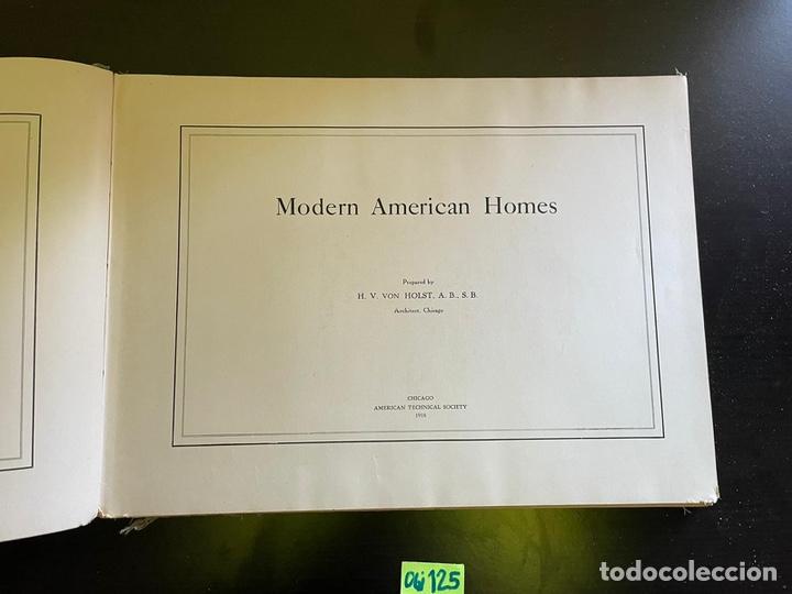 Libros antiguos: Hogares americanos modernos libro antiguo - Foto 6 - 248591365