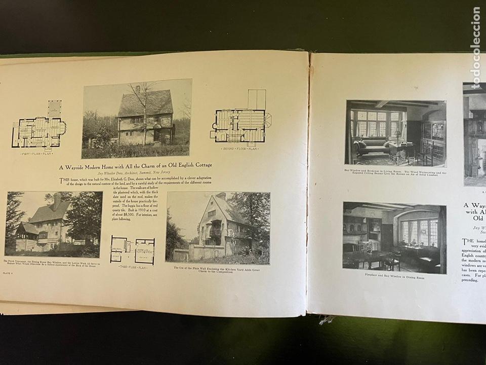 Libros antiguos: Hogares americanos modernos libro antiguo - Foto 7 - 248591365