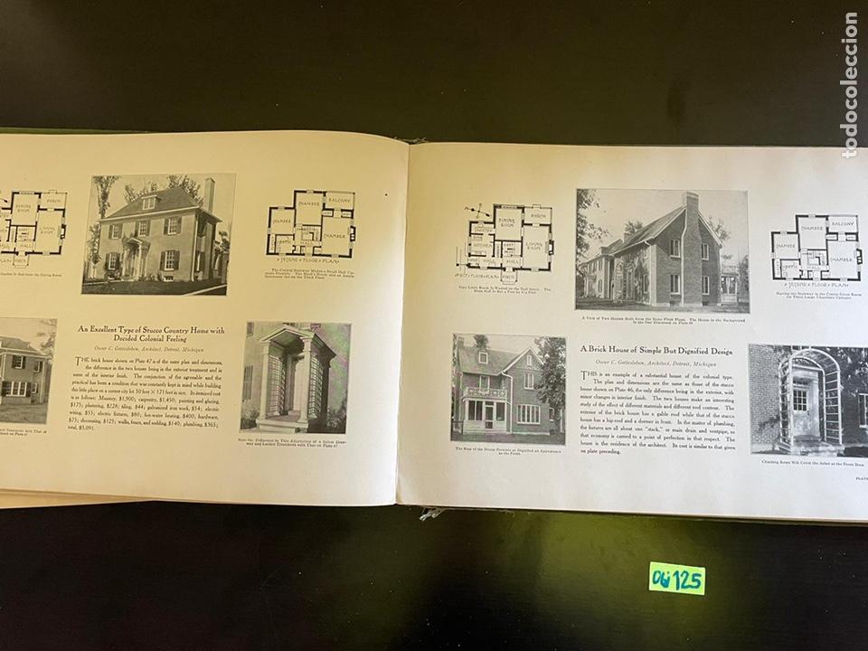 Libros antiguos: Hogares americanos modernos libro antiguo - Foto 8 - 248591365
