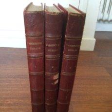Libros antiguos: L'ARCHITECTURE USUELLE. E. RIVOALEN. 1903-1907. Lote 249547395