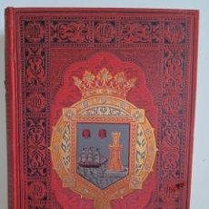 Libros antiguos: ESPAÑA. SUS MONUMENTOS Y ARTES. SANTANDER. Lote 254014585