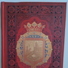 Libros antiguos: ESPAÑA. SUS MONUMENTOS Y ARTES. PROVINCIAS VASCONGADAS. Lote 254014820