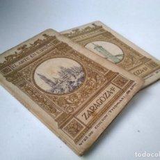 Libros antiguos: THOMAS. EL ARTE EN ESPAÑA. ZARAGOZA 1 Y 2. Lote 254097925