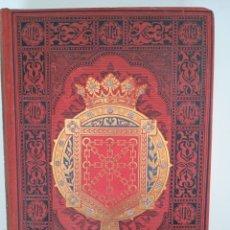 Libros antiguos: ESPAÑA. SUS MONUMENTOS Y ARTES. NAVARRA Y LOGROÑO III. Lote 254568000