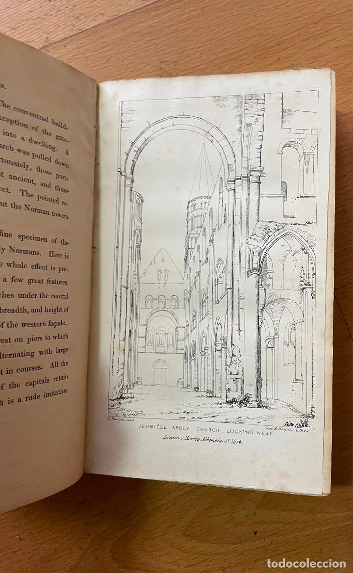 Libros antiguos: AN ARCHITECTURAL TOUR IN NORMANDY, Henry Gally Knight, 1836 - Foto 7 - 255923190