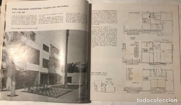 Libros antiguos: AC 8 - 1932 PUBLICACIÓN DEL GATEPAC - DOCUMENTOS DE ACTIVIDAD CONTEMPORÁNEA - Foto 3 - 260405845