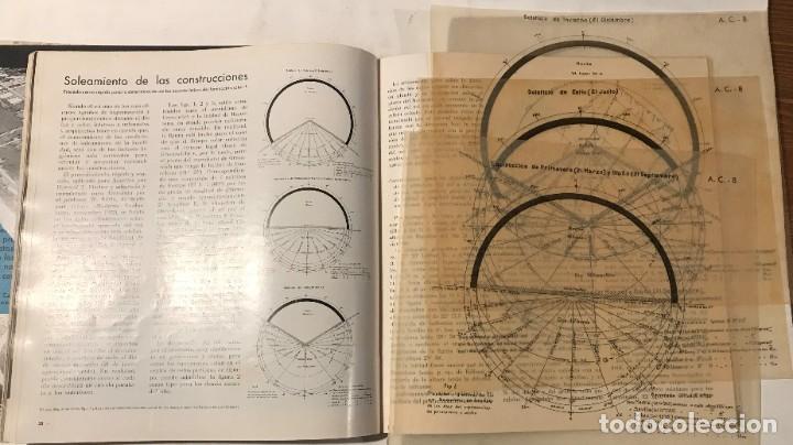 Libros antiguos: AC 8 - 1932 PUBLICACIÓN DEL GATEPAC - DOCUMENTOS DE ACTIVIDAD CONTEMPORÁNEA - Foto 5 - 260405845