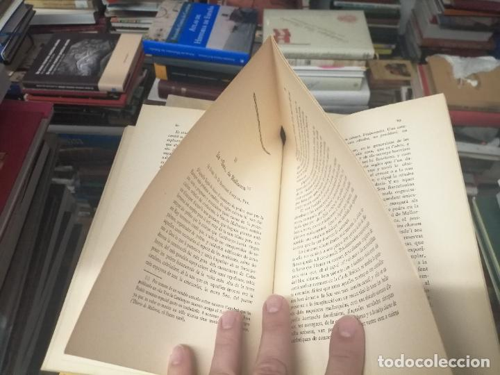 Libros antiguos: RESTAURACIÓN DE LA CATEDRAL DE MALLORCA . M. ROTGER CAPLLONCH . 1ª EDICIÓN 1907. BUSCADÍSIMO!!! - Foto 10 - 261839530