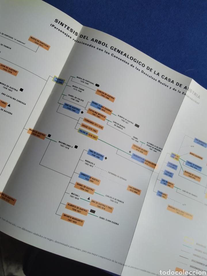 Libros antiguos: Las Descalzas y la Encarnación Patrimonio Nacional 199 páginas muy ilustrado - Foto 2 - 262271795