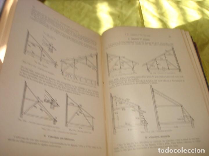 Libros antiguos: TRATADO GENERAL DE CONSTRUCCION. VOL. 1. C. ESSELBORN. GUSTAVO GILI, 1928 - Foto 2 - 262783680