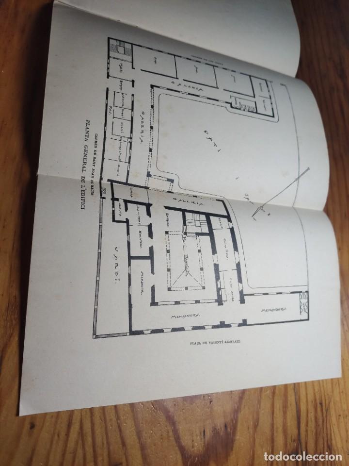 """Libros antiguos: Inauguració de les obres de les """"Escoles Casas"""". Barcelona, XII de Novembre de MCMXXX. - Foto 6 - 262825375"""