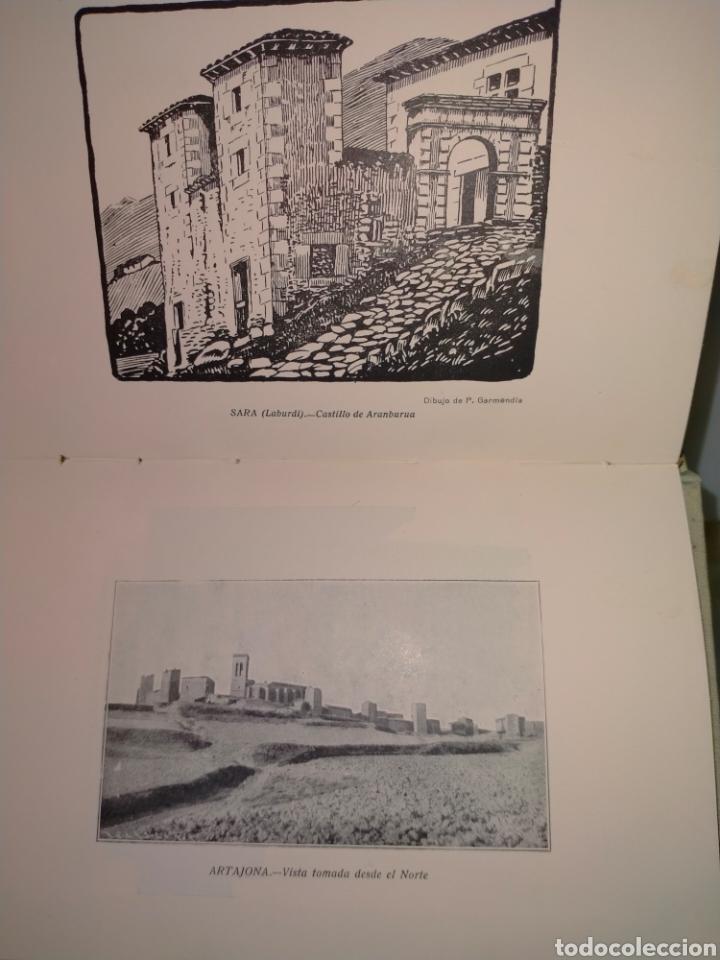 Libros antiguos: JULIO ALTADILL. CASTILLOS MEDIOEVALES DE NAVARRA(1934/1936). 3 TOMOS .EDITORIAL ITXAROPENA - Foto 7 - 262978230