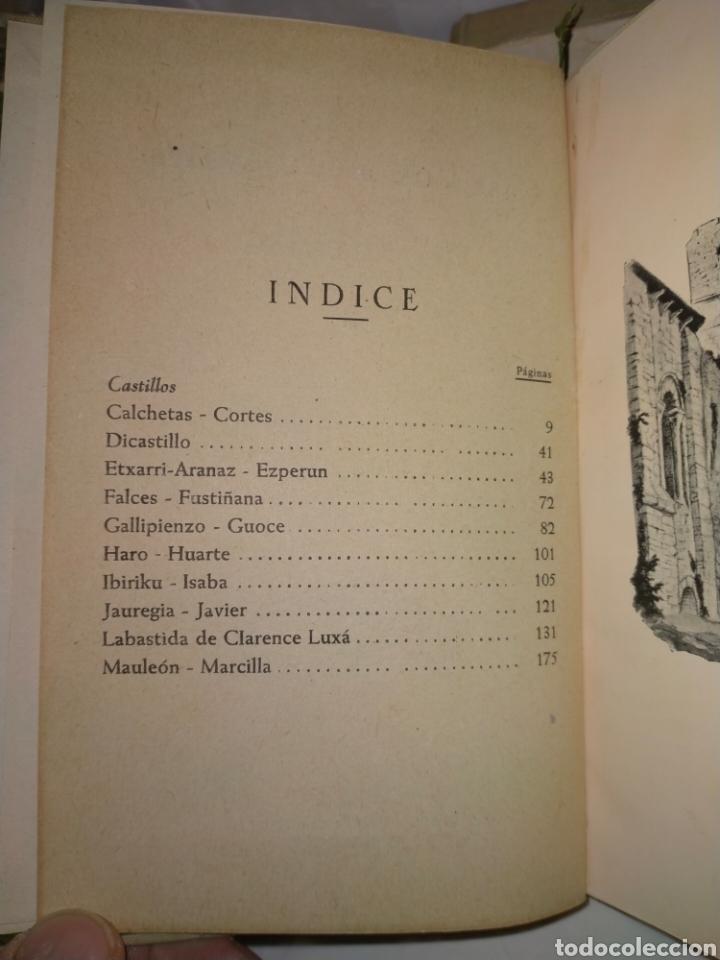 Libros antiguos: JULIO ALTADILL. CASTILLOS MEDIOEVALES DE NAVARRA(1934/1936). 3 TOMOS .EDITORIAL ITXAROPENA - Foto 13 - 262978230