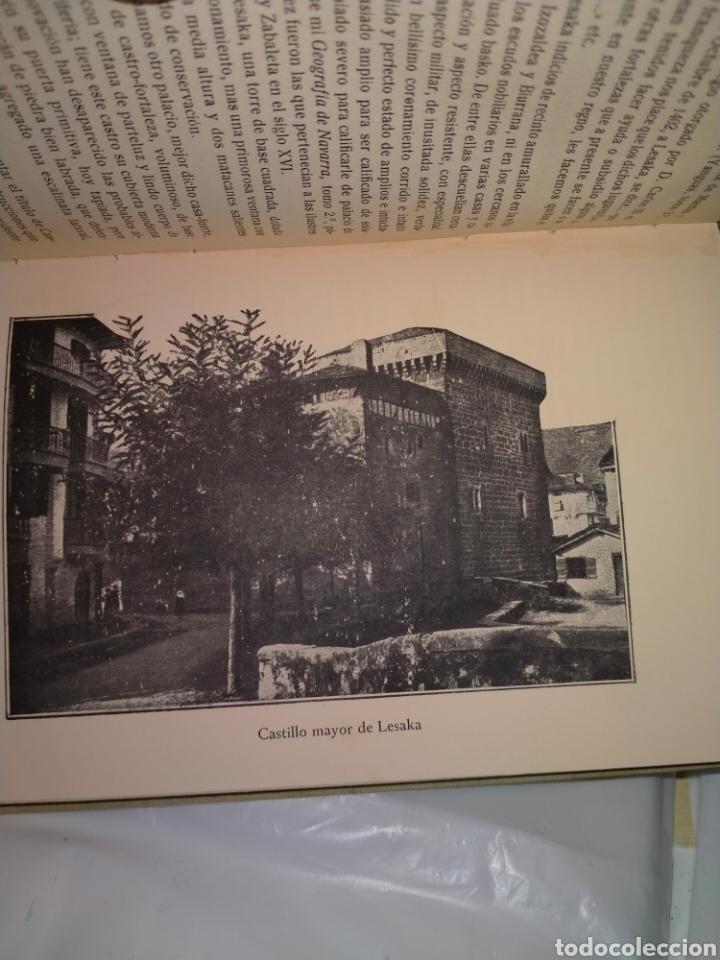 Libros antiguos: JULIO ALTADILL. CASTILLOS MEDIOEVALES DE NAVARRA(1934/1936). 3 TOMOS .EDITORIAL ITXAROPENA - Foto 16 - 262978230
